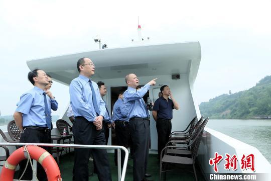 重庆检方提起涉水诉讼1655件 推动长江生态环境质量改善