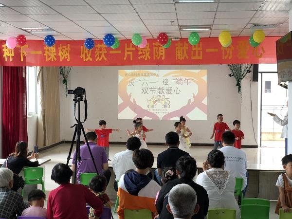 """砀山县青公联开展""""阳光助残 关爱特殊儿童公益活动"""""""