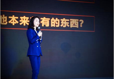 完美世界王雨蕴荣膺2018中国公益人物