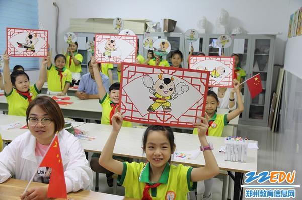 """中原区教育系统""""话盛会 共成长""""主题系列志愿服务活动"""