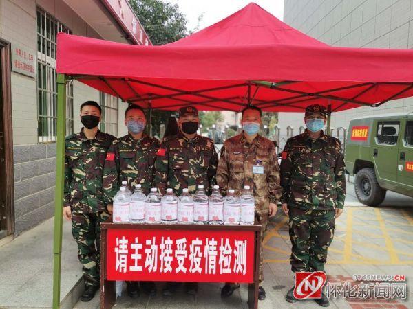 """洪江市:青年志愿服务闻""""疫""""而动"""