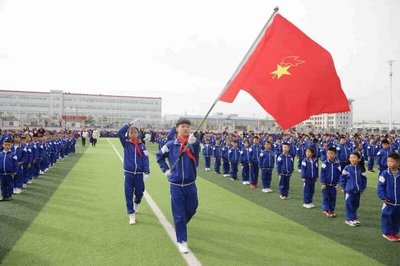 团长春市委举办纪念中国少年先锋队建队72周年主题队日活动